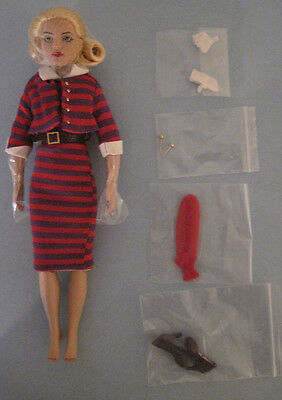 Tiny Kitty Stripes Suit Me! 10 In. Tonner Kitty Collier Doll MIB