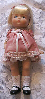 Tonner  Effanbee Centennial Rose Patsyette 9 inch Doll Almost Impossible To Find