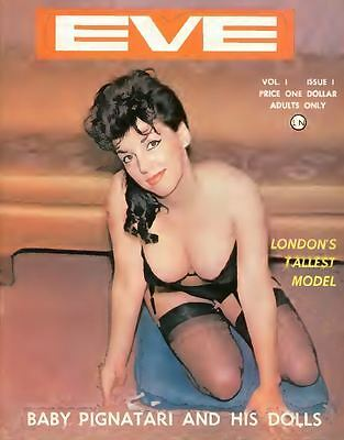Erotic Vintage and Men's Interest Magazines 455 Issues PDF on DVD