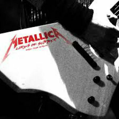 """METALLICA Lords Of Summer 12"""" Vinyl With Etched B Side NEW Black Friday 2014"""