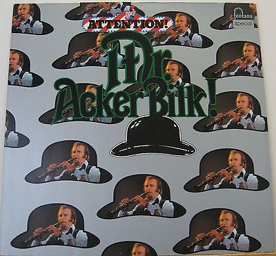 Mr. Acker Bilk! - Attention! Mr. Acker Bilk! *LP*