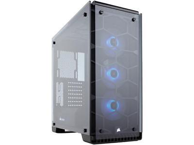 Corsair Crystal Series 570X RGB CC-9011098-WW Steel / Tempered Glass ATX Mid Tow