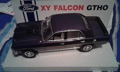 1:18 Wild Violet Xy Gtho Phase 3 Falcon By Biante
