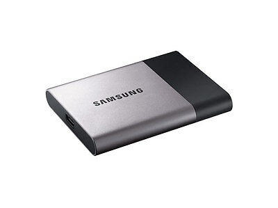 Samsung T3 USB 3.1 1 TB External Solid State Drive - Sealed UK Stock