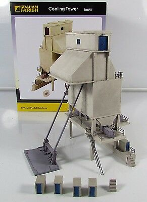 N Gauge Farish 42-070 Coaling Tower Building