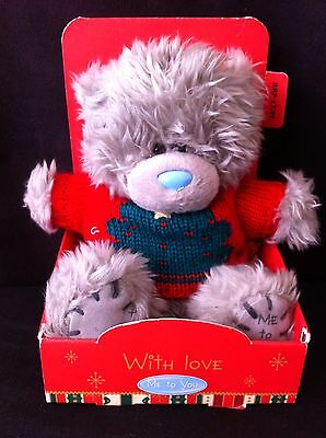 Tatty Teddy Me To You Christmas Bear in Box