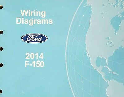 2014 Ford F-150 Wiring Diagrams Manual