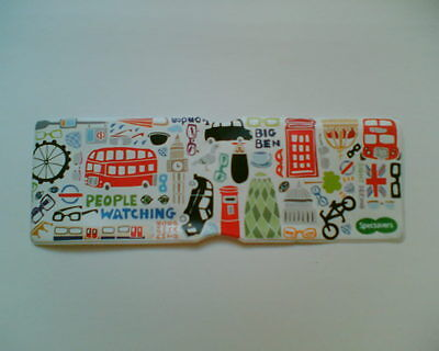 London's Oyster card or Credit card holder
