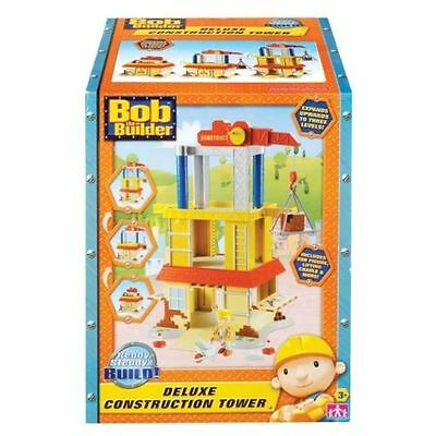 Bob the builder deluxe construction tower - BOXED