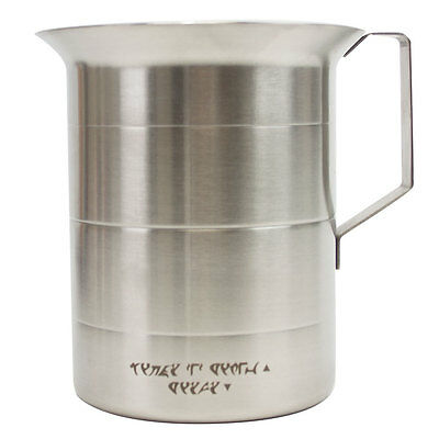 Star Trek Klingon Brushed Steel Mug