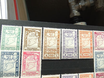 SYRIA 1943,MNH**complete set
