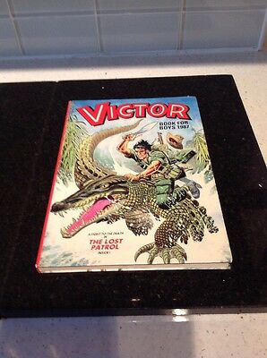 Victor - Book For Boys - 1987