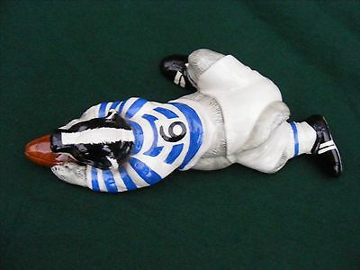 Acorn Pottery Rugby Playing Badger