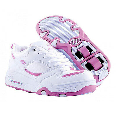 Heelys Fizz Two Wheeled Roller Shoes - UK Ladies Size 7