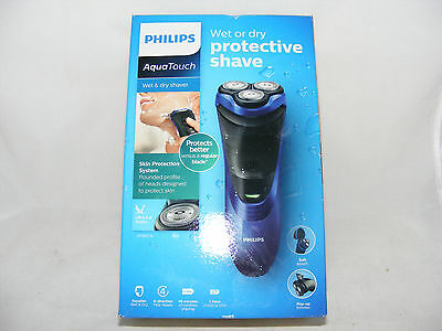 Philips AT887/16 Aquatouch Wet / Dry Rechargeable shaver - Brand New & Sealed