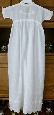 Long Christening Gown