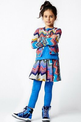Girls 3 Piece Skirt, Top And Cardigan Set By Mimpi