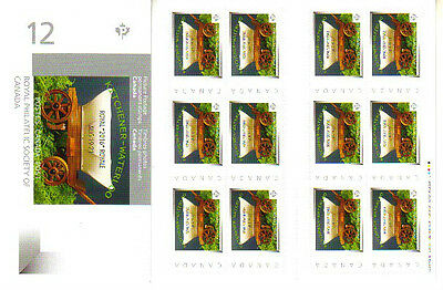 """Canada """"Royal 2016"""" Picture Postage, Complete Booklet, HAVE A LOOK!!"""