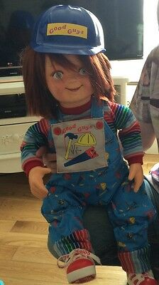 Life Size Chucky Doll Child's Play Replica