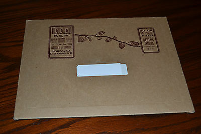"""REM 1992 Fan Club Pack Complete Numbered Where's Captain Kirk 7"""" Vinyl Single"""