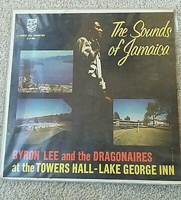 Byron Lee and the Dragonairs - The sounds of Jamaica vinyl