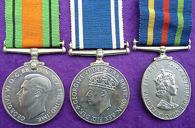 A Police Long Service Medal Group