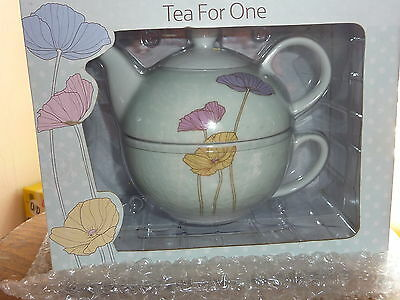 Teapot For One - In Pretty Gift Box, Never Unpacked!