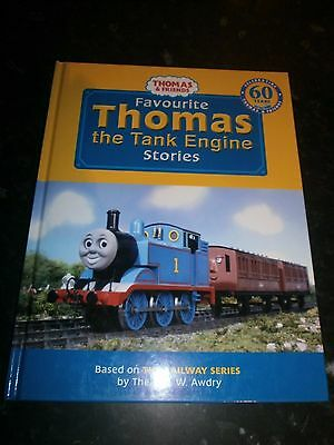 Thomas The Tank Engine Hardback Book, 10 Favourite Stories