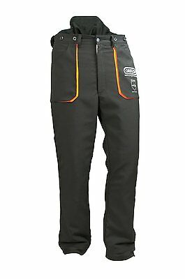 OREGON 295435 Type A Yukon Chainsaw Protective Trouser XXL BRAND NEW