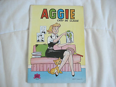 Aggie / Tome 20 / 1974 / Be/tbe / Spe