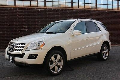 2011 Mercedes-Benz M-Class 4Matic Sport Utility 4-Door 2011 MERCEDES-BENZ ML350 4-MATIC, LOADED WITH OPTIONS, JUST SERVICED!!!