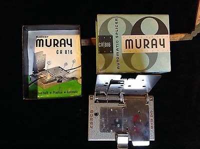 Muray Film Splicer Vintage Editor