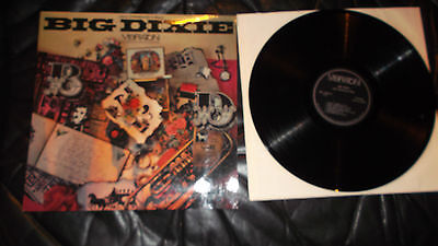 LP HARRY ZIMMERMAN 's BAND - Big Dixie DE/IT 1979er NM VIBRATON VB-L 6009
