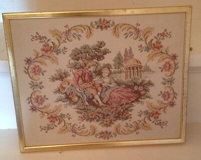 Vintage French? Tapestry (Small)