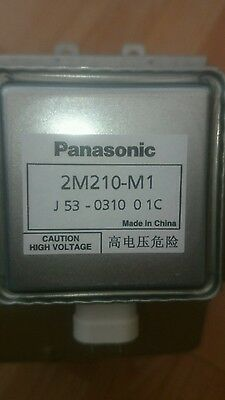 Panasonic magnetron commercial microwave 2m210 m1 1856 1846 fits most microwaves