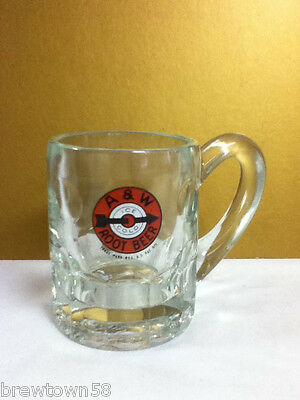 A & W ice cold root beer restaurant chain fountain drinks pop soda heavy OK8