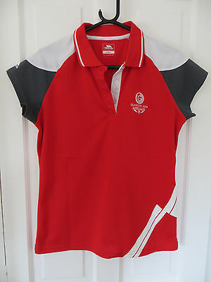 Genuine Glasgow 2014 Commonwealth Games Volunteers Polo Shirt by Trespass