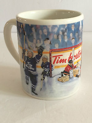 Tim Horton Mug The Winning Goal Collectible Coffee Cup Limited Edition