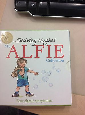 Classic Childrens Books - My Alfie Collection By Shirley Hughes