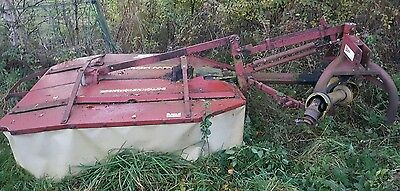 drum mower topper hay new holland kvernland