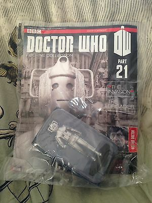 BBC DOCTOR WHO Figurine Collection Part 21 The Brigadier - New And Unopened!