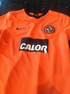 Dundee United Home Shirt 2012/13 Child XL