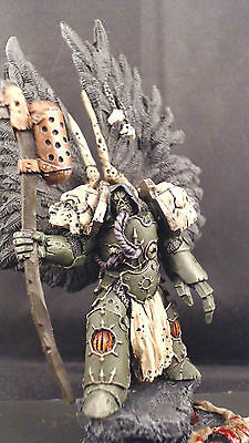 Warhammer 40k Chaos Space Marines Mortarion Daemon Prince Pro Painted