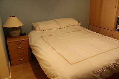 King size waterbed excellent condition