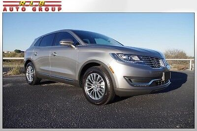 2016 Lincoln MKX Select Plus 2016 Lincoln MKX Select Plus Immaculate One Owner Like New! MSRP $44,330.00