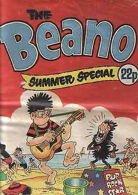 The Beano Summer Special 1978:published By D.c.thomson