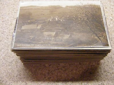 Collection Of 150 Old Uk Postcards