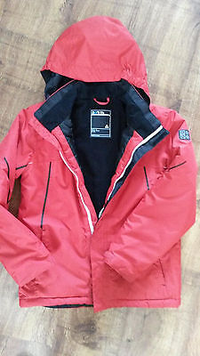 Boys Dare2be Winter Jacket age 9-10 yrs (140cm) red