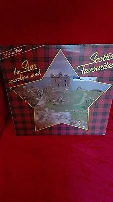 the star accordian band  scottish favourites 34 great titles Record