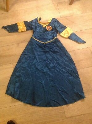 Robe Princesse Rebelle Taille 6/8 Ans